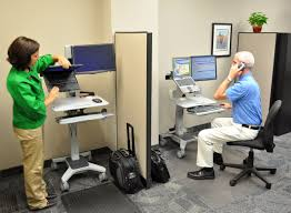 the benefits of a standing desk and risks of sitting