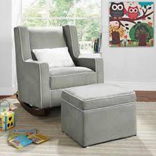 nursery rocking chair ebay