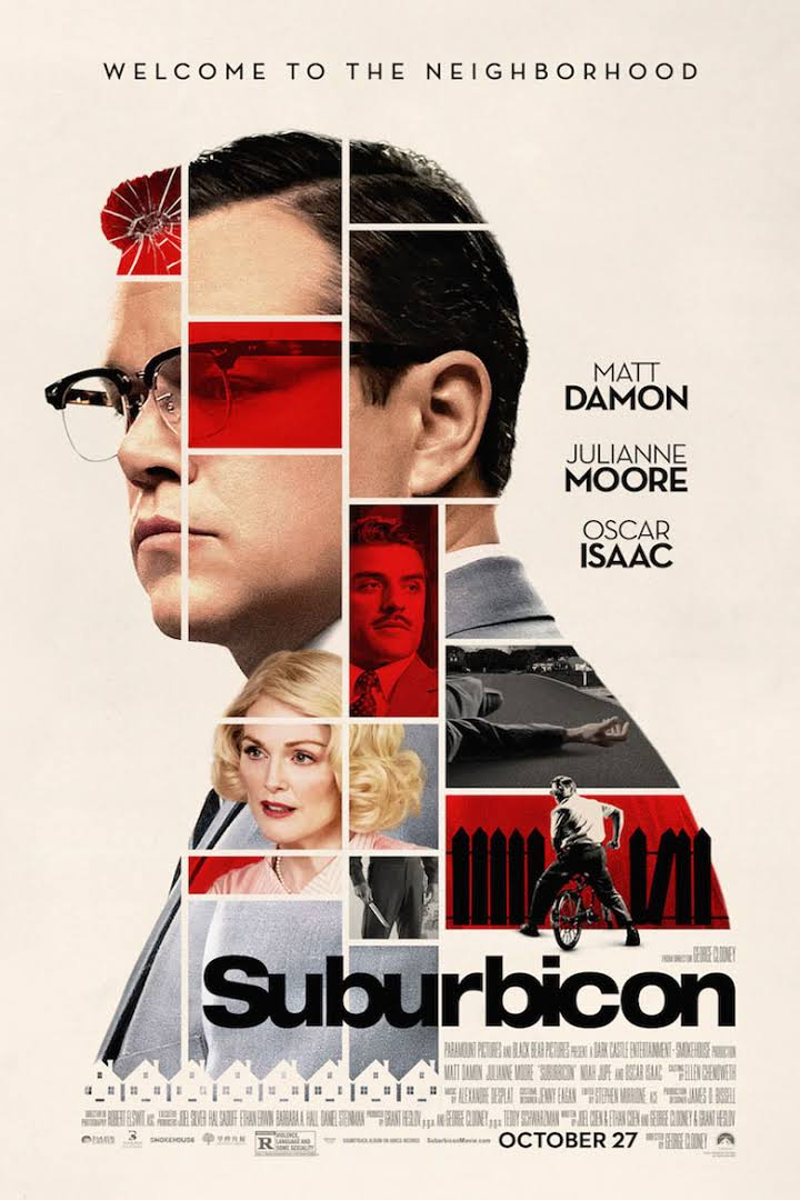 SUBURBICON Italiano Torrent