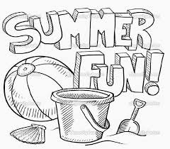 summer color pages best coloring pages adresebitkisel com