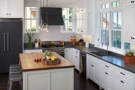 Zebra Wood Kitchen Cabinets Quarter Sawn White Oak Kitchen Cabinets White Varnished Wooden