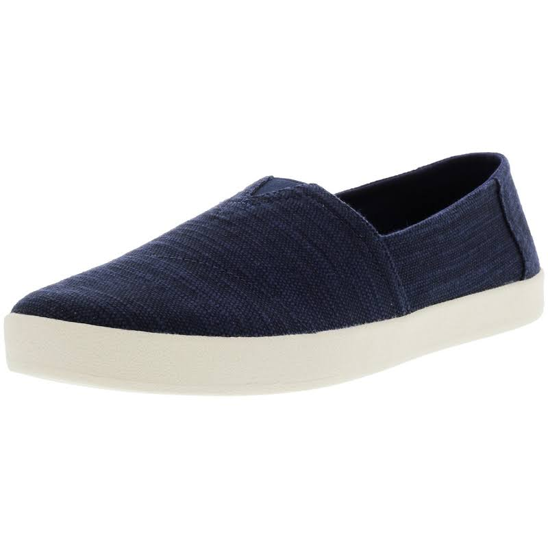 TOMS Avalon Shoes Navy- Mens