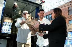 Mets, Goya Foods and City Harvest to hold Holiday Food Drive