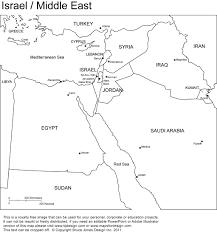 Jordan Country Map World Regional Printable Blank Maps U2022 Royalty Free Jpg