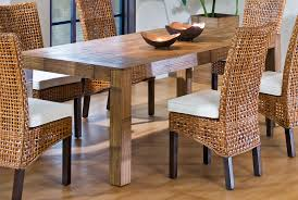 Metal Dining Room Chair Chairs Awesome Rattan Dining Room Chairs Rattan Dining Room