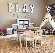 Playrooms Could Definitely See These Letters In Our Playroom The Stacked