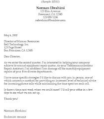 how to write covering letters  business cover letter examples