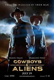 Cowboys and Aliens (2011) [Latino]