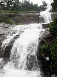 Cheeyappara Waterfalls
