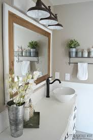 Bathroom Style Ideas 5 Brilliant Design Ideas From This Elegant Farmhouse Bathroom