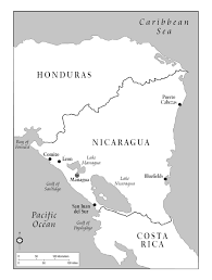 Latin America Political Map by Outline Map Of Central And South America Outline Map Of Central