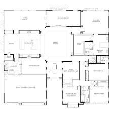 house plans 5 bedrooms webshoz com