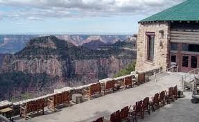 Grand Canyons North Rim To Open For The  Summer Season On May - Grand canyon lodge dining room