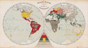 Religions Of The World Map by Collection Persuasive Maps Pj Mode Collection Cornell