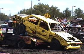 Spring Demolition Derby @ Greene County Fair - Rodeo Arena | Waynesburg | Pennsylvania | United States