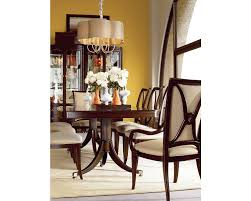 Thomasville Dining Room Chairs by Double Pedestal Dining Table Dining Room Furniture Thomasville