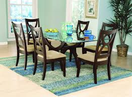 Wood Dining Room Glass Top Wooden Dining Room Table 1120 Dining Room Ideas