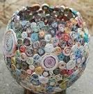 1000 Manualidades reciclando papel - BricoBlog