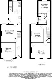 floor plan victorian terraced house house interior