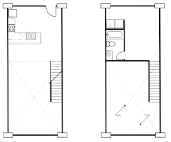 One Room Apartment Floor Plans 100 Garage With Apartment Floor Plans Garage Apartment