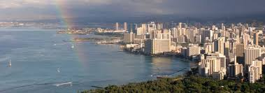Google Map Usa by Google Map Of Honolulu Hawaii Usa Nations Online Project
