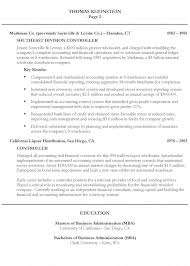 Chief Executive Officer Resume Sample Resume Resource
