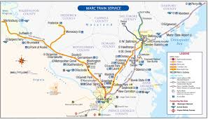 Greyhound Routes Map by Brunswick Line Schedules Maryland Transit Administration
