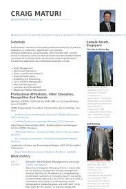 Assistant Property Manager Resume Sample by Download Real Estate Manager Resume Haadyaooverbayresort Com