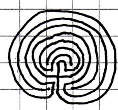 draw your own labyrinth 6 steps