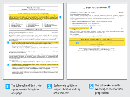 Resumes For Jobs Examples by Ideal Resume For Mid Level Employee Business Insider