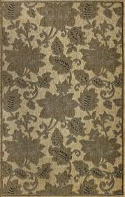 Discount Indoor Outdoor Rugs Beautiful Floral Brown Outdoor Carpet Brown Area Rugs