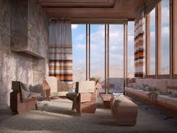 David Wright House David Romero Recreates Frank Lloyd Wright Buildings In Colour