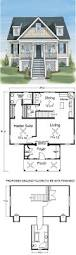 Small House Plans Cottage by 259 Best Cottage Floor Plan Sm Images On Pinterest Small