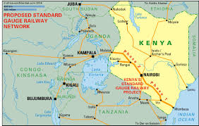 Map Of Kenya Africa by No Way To Run A Railway Article Africa Confidential