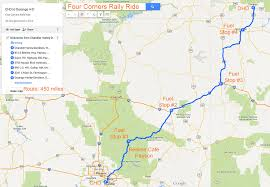 Payson Arizona Map by Riding Maps Foothills H O G Chandler Arizona