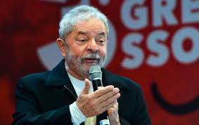 Lula: ser candidato ou não vai depender do que estiver ...
