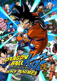 Dragon Ball Kai – Todas Temporadas – Dublado