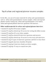 Urban Planning Resume  youth services   hiring librarians