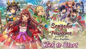 Warlord Dating Sim RPG Sengoku Providence Released on Nutaku   N G