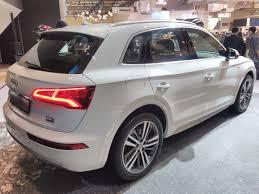 Audi Q5 Models - india bound 2017 audi q5 2017 giias live