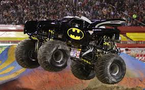 racing monster trucks batman monster truck awesome links u0026 information