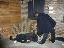 visit the jack the ripper museum london this halloween like love do