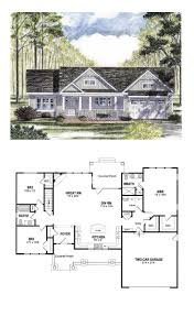 Ranch House Plan by Best 20 House Plans Ideas On Pinterest Craftsman Home Plans