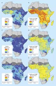 Sub Saharan Africa Physical Map world u0027s first malaria vaccine will be tested in kenya ghana and