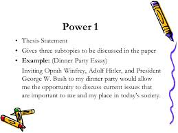 ideas about Thesis Statement on Pinterest   Research Paper