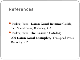 HOW TO PREPARE AN EFFECTIVE RESUME Your Guide to Resume Writing Resumes are what people use