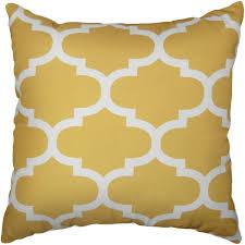 Large Sofa Pillows Back Cushions by Mainstays Fretwork Decorative Pillow Walmart Com