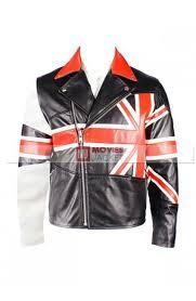 men s moto jacket british flag leather jacket men u0027s motorcycle jacket