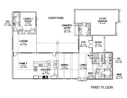 10 Car Garage Plans 10 Ranch House Plans With Courtyard Garage House Design Ideas