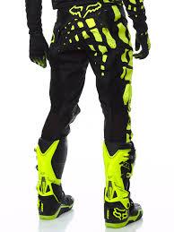 green motocross boots fox black yellow 2017 360 grav mx pant fox freestylextreme